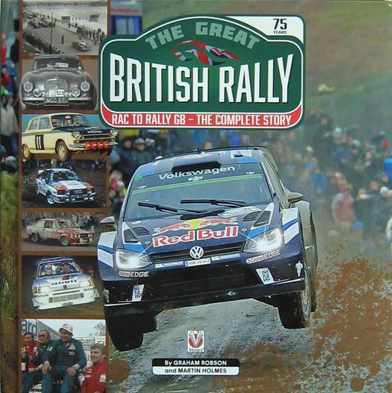 Picture of THE GREAT BRITISH RALLY: RAC TO RALLY GB, THE COMPLETE STORY