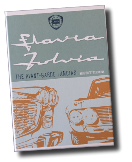 Picture of FLAVIA FULVIA: THE AVANT-GARDE LANCIAS