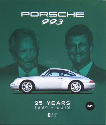 Picture of PORSCHE 993: 25 YEARS 1994-2019