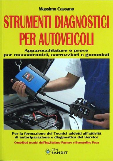 Picture of STRUMENTI DIAGNOSTICI PER AUTOVEICOLI