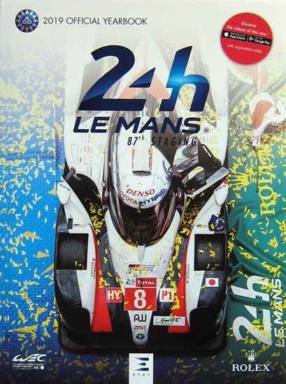 Immagine di 2019 LE MANS 24 HOURS: OFFICIAL YEARBOOK