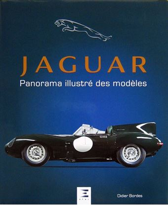 Picture of JAGUAR PANORAMA DES MODELES