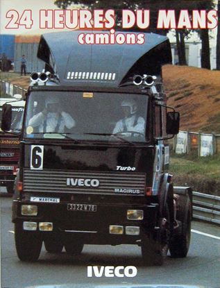 Picture of 24 HEURES DU MANS CAMIONS