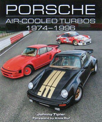 Picture of PORSCHE AIR-COOLED TURBOS 1974-1996