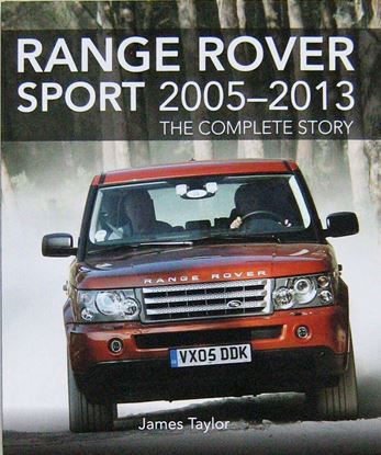 Picture of RANGE ROVER SPORT 2005-2013: THE COMPLETE STORY