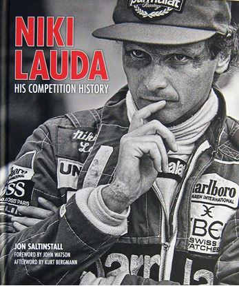Picture of NIKI LAUDA His Competition History