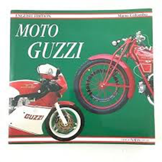 Immagine di MOTO GUZZI (English Edition)