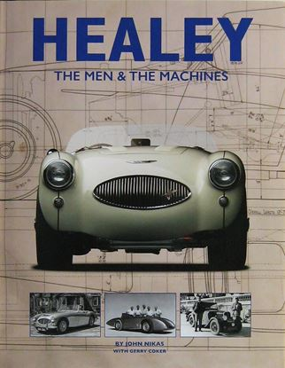 Picture of HEALEY: THE MEN & THE MACHINES