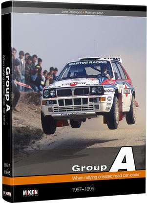 Picture of GROUP A: When rallying created road car icons 1987-1996
