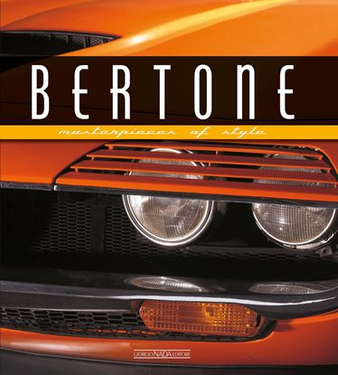 Picture of BERTONE Masterpieces of Style