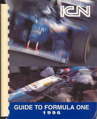 Immagine di GUIDE TO FORMULA ONE 1996