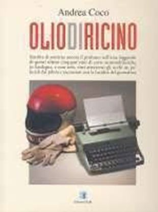 Picture of OLIODIRICINO. Copia con dedica dell'autore a Mario Poltronieri
