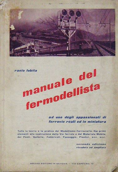 Picture of MANUALE DEL FERMODELLISTA
