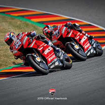 Picture of DUCATI 2019 OFFICIAL YEARBOOK