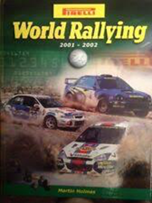 Immagine di WORLD RALLYING PIRELLI N. 24 2001/2002