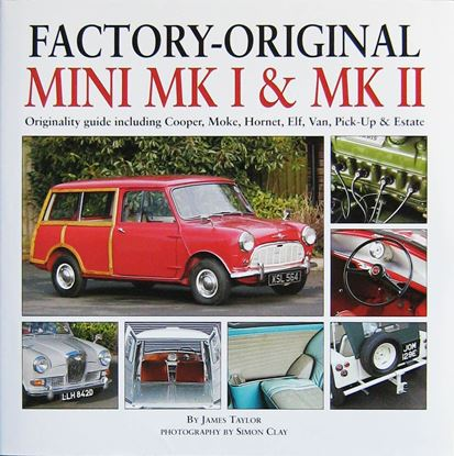 Picture of FACTORY-ORIGINAL MINI MK I & MK II