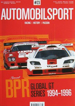 Immagine di AUTOMOBILSPORT N.23: Special BPR GLOBAL GT SERIES 1994-96