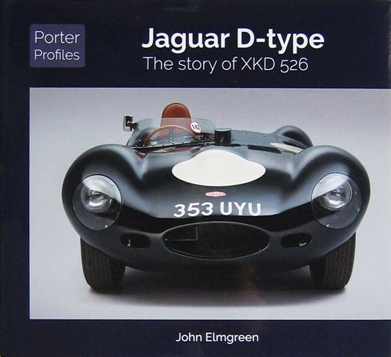 Picture of JAGUAR D-TYPE: The story of XKD 526