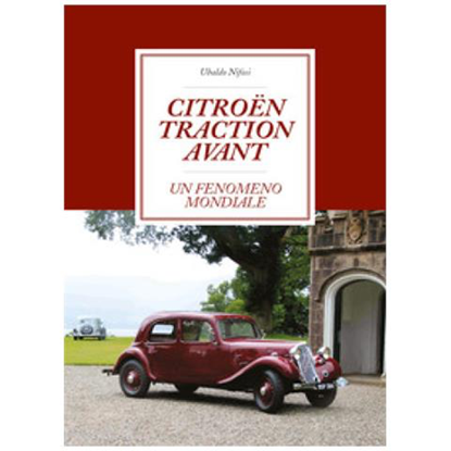 Picture of CITROEN TRACTION AVANT: UN FENOMENO MONDIALE