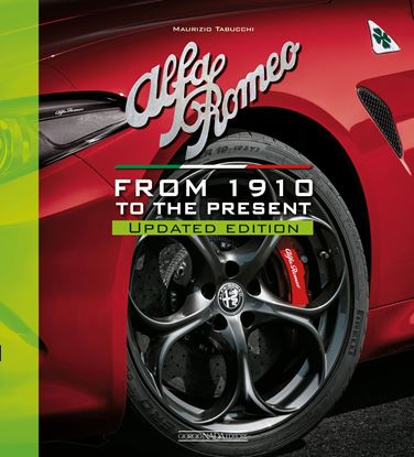 Picture of ALFA ROMEO From 1910 to the present Updated edition