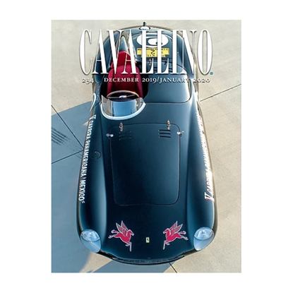 Picture of CAVALLINO THE JOURNAL OF FERRARI HISTORY N° 234 DEC.2019/JAN.2020