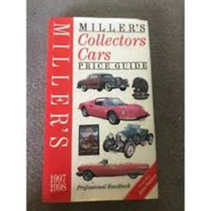 Immagine di MILLER'S COLLECTORS CARS PRICE GUIDE 1997/1998