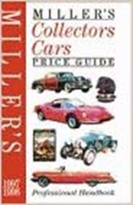 Immagine di MILLER'S COLLECTORS CARS PRICE GUIDE 1998/1999