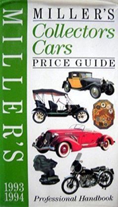 Immagine di MILLER'S COLLECTORS CARS PRICE GUIDE 1993/1994