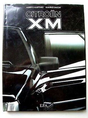 Picture of CITROEN XM di A.Martinez e M.Sauzay