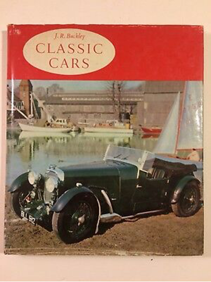 Picture of THE BATSFORD COLOUR BOOK OF RACING CARS