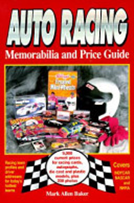Immagine di AUTO RACING:  MEMORABILIA AND PRICE GUIDE