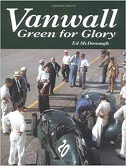 Immagine di VANWALL GREEN FOR GLORY