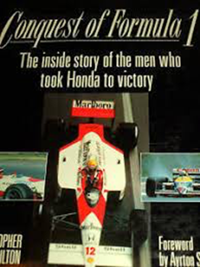 Immagine di CONQUEST OF FORMULA 1: The Inside Story of the Men Who Took Honda to Victory