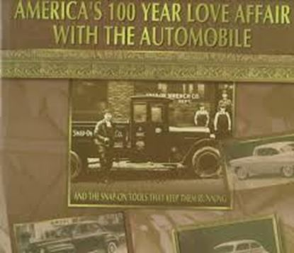 Immagine di AMERICA'S 100 YEAR LOVE AFFAIR WITH THE AUTOMOBILE