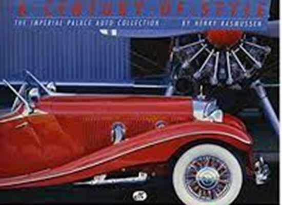 Picture of A CENTURY OF STYLE - THE IMPERIAL PALACE AUTO COLLECTION