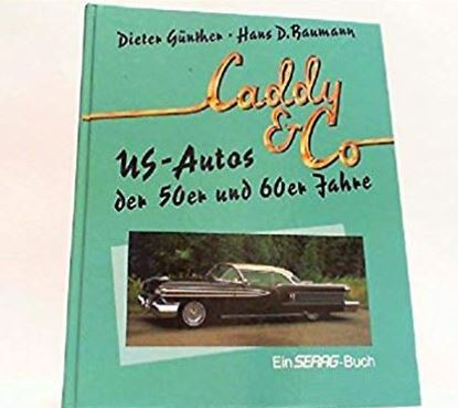 Picture of CADDY & CO: US-AUTOS DER 50ER UND 60ER JAHRE