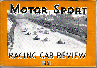 Picture of RACING CAR REVIEW 1951