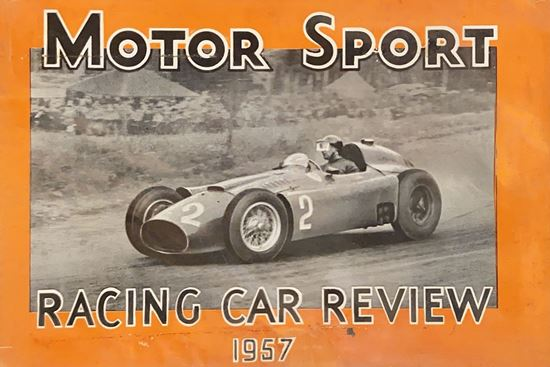 Picture of RACING CAR REVIEW 1957