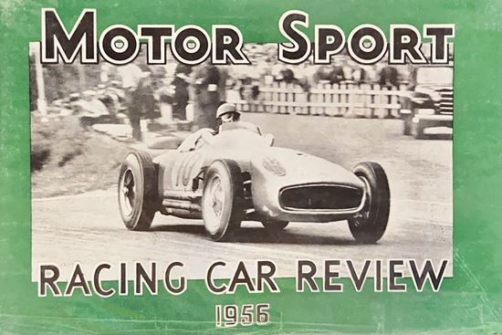Picture of RACING CAR REVIEW 1956