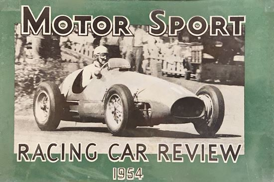 Picture of RACING CAR REVIEW 1954