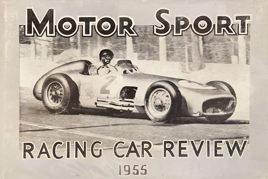 Picture of RACING CAR REVIEW 1955