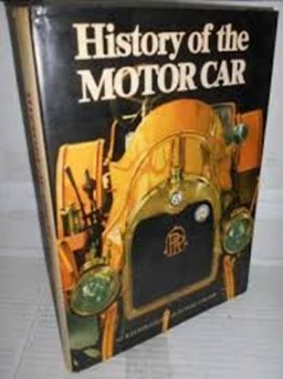 Immagine di HISTORY OF THE MOTOR CAR
