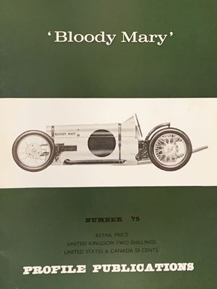 Picture of BLOODY MARY PROFILE PUBLICATION N.75
