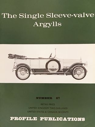 Immagine di THE SINGLE SLEEVE VALVE ARGYLLS PROFILE PUBLICATION N.67