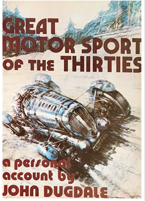 Picture of GREAT MOTOR SPORT OF THE THIRTIES