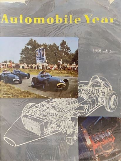 Immagine di AUTOMOBILE YEAR N. 05 1957/1958