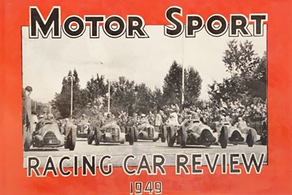 Picture of RACING CAR REVIEW 1949