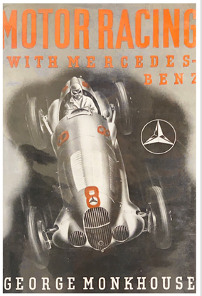 Picture of MOTOR RACING WITH MERCEDES BENZ