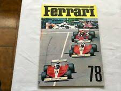 Picture of FERRARI ANNUARIO 1978
