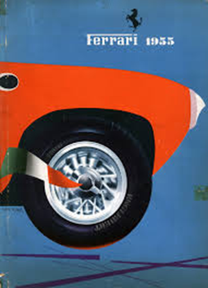 Picture of FERRARI ANNUARIO 1955